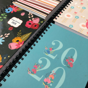 Diaries and Planners