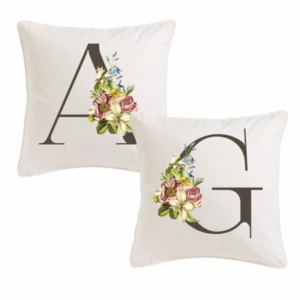 Scatter Botanical Monogram